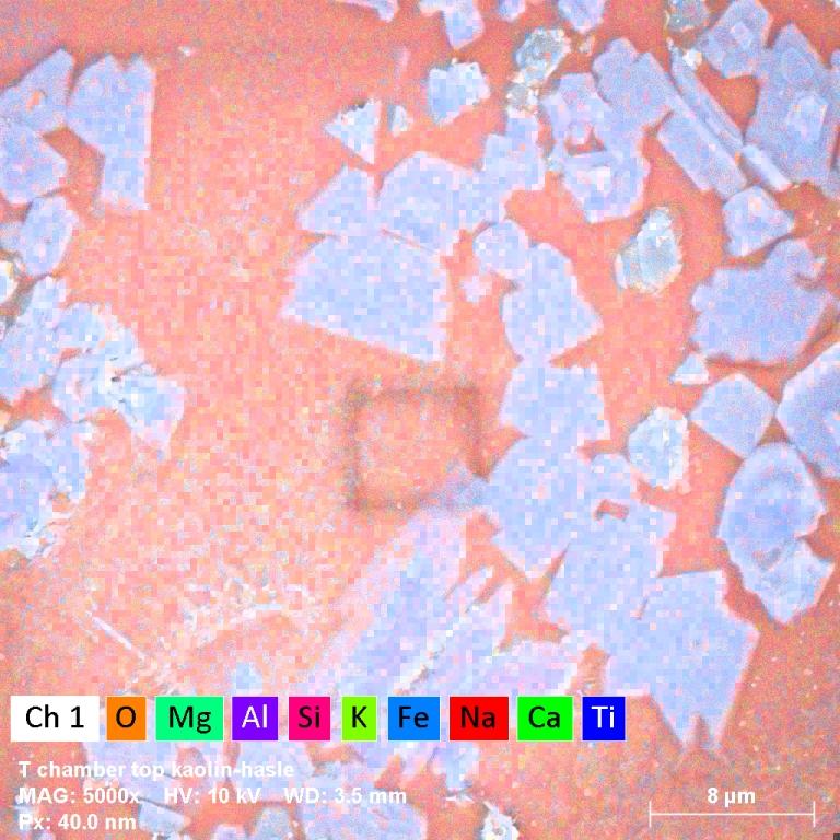 qT chamber top kaolin-hasle
